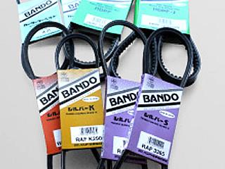 BANDO バンドー化学 ローエッジVベルト バス・トラック用(結合型) HDPF-J2-2665G 対応純正番号:MX926848 【NFR店】