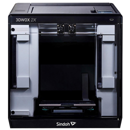☆Sindoh 3D プリンター 二重ノズル 3DWOX2X