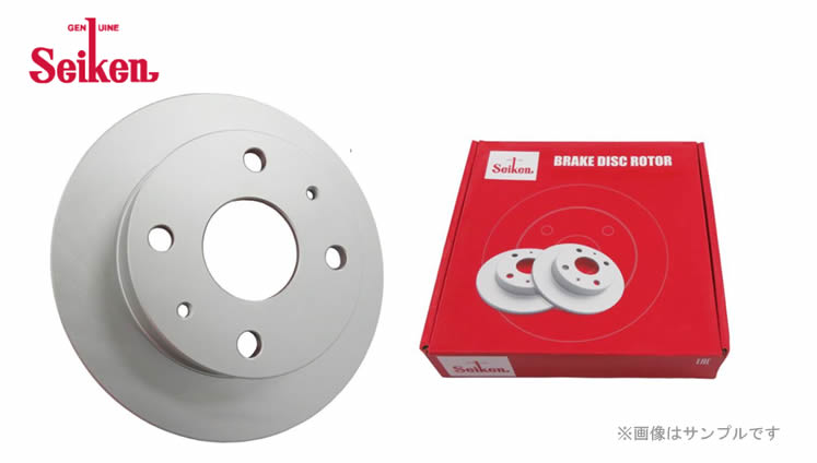 Seiken 制研化学工業 ブレーキディスクローター 500-80005 【NF店】