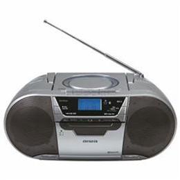 ☆アイワ CDラジオカセットレコーダー CSD-MV20B