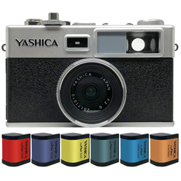 ☆YASHICA デジフィルムカメラ Y35 with digiFilm6本セット YAS-DFCY35-P01