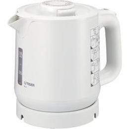☆タイガー 業務用電気ケトル 0.8L ホワイト PCJ-H081-W