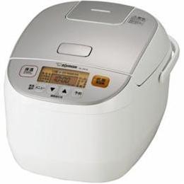 ☆象印 マイコン炊飯ジャー 「極め炊き」 (1升炊き) ホワイト NL-DS18-WA