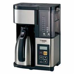 ☆象印 コーヒーメーカー 「珈琲通」 ステンレスブラック EC-YS100-XB