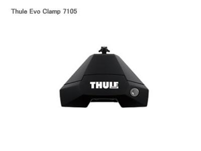 Thule スーリー TH7105 EVOルーフオンフットセット
