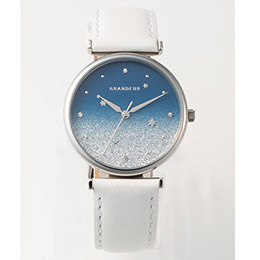 ☆GRANDEUR レディース腕時計 グラデーションウォッチ ESL080W1