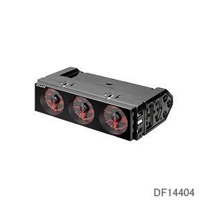Defi デフィ DIN-Gauge 文字版照明アンバーレッド 指針照明アンバーレッド DF14404
