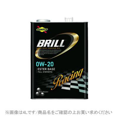 SUNOCO スノコ オイル BRILL ブリル 0W20 1L×10缶