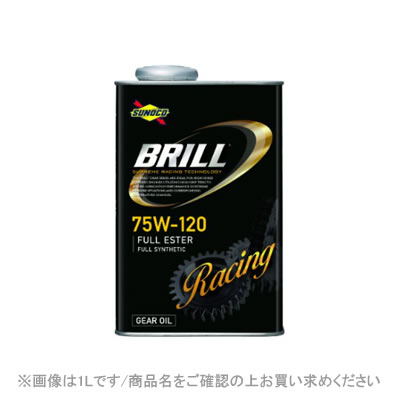 SUNOCO スノコ オイル BRILL GEAR ブリルギヤ 75W120 1L×10缶