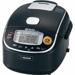 NP-RZ05-BA 3合炊き ☆象印 ブラック 圧力IH炊飯器 極め炊き