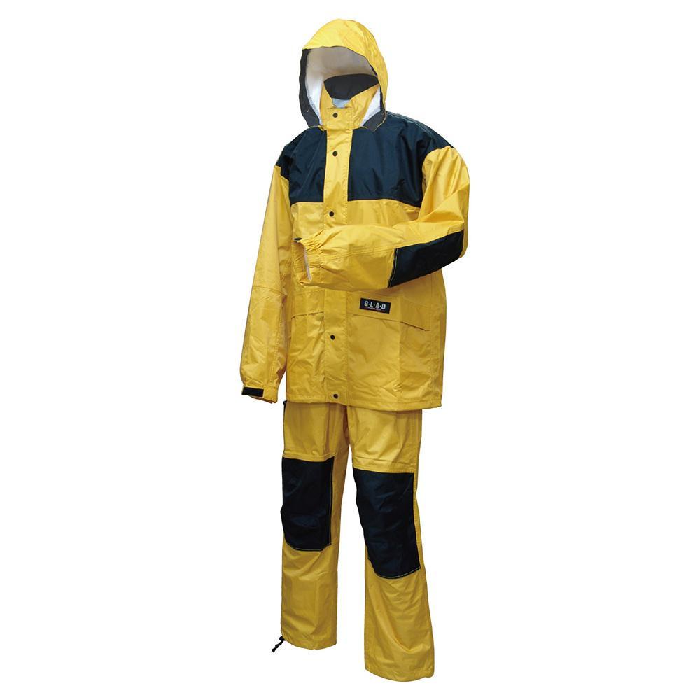 オカモト化成品 レインスーツ 3D レインシールド 4900「他の商品と同梱不可/北海道、沖縄、離島別途送料」