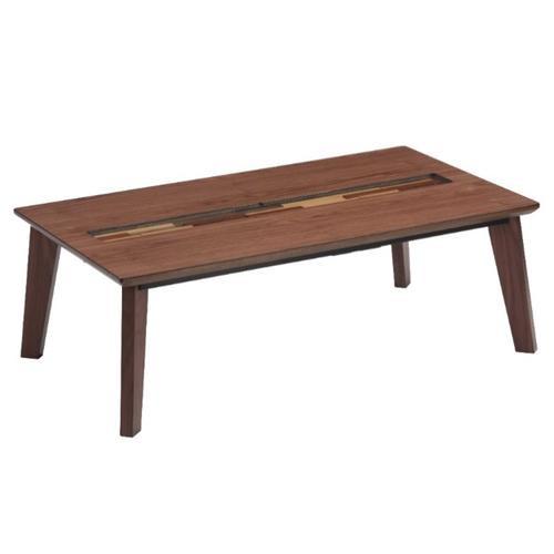 【代引不可】こたつテーブル テッド 120 Q027「他の商品と同梱不可/北海道、沖縄、離島別途送料」