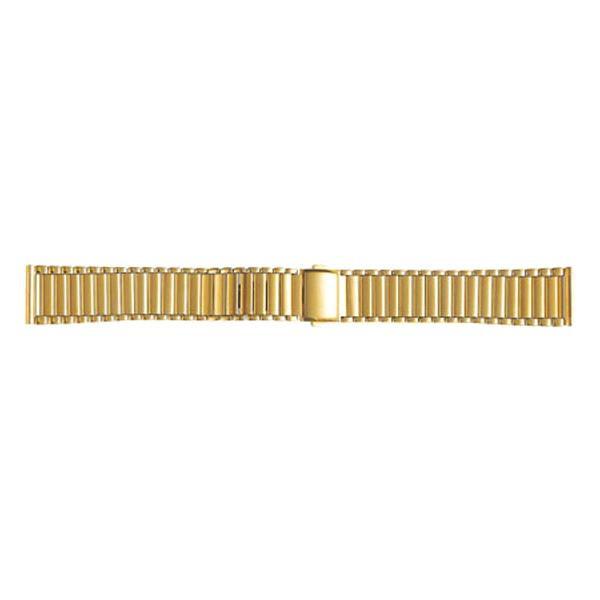 BAMBI バンビ 時計バンド紳士用 オスカー OSB1228-G「他の商品と同梱不可/北海道、沖縄、離島別途送料」