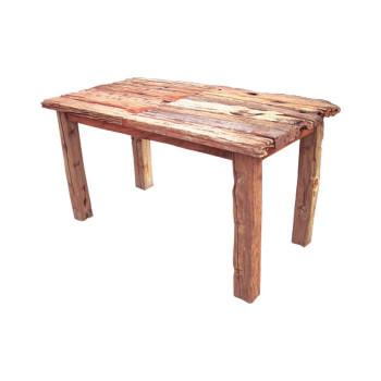 【代引不可】流木テーブル 35251「他の商品と同梱不可/北海道、沖縄、離島別途送料」