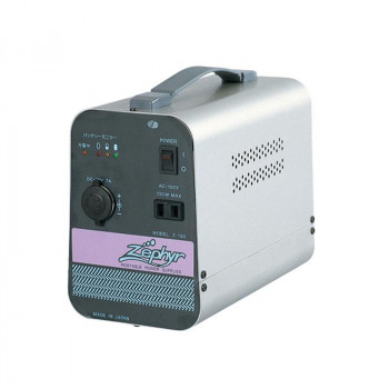 Z-130 ポータブル電源 ゼファー 矩形波 05740「他の商品と同梱不可/北海道、沖縄、離島別途送料」