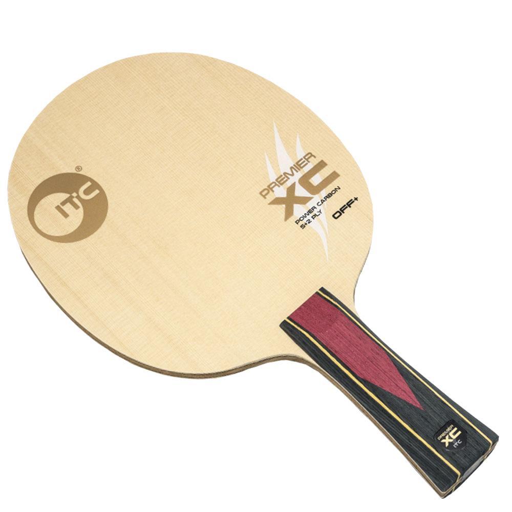 【代引不可】akkadi(アカディ) 卓球ラケット XC OFF+ フレア BX001「他の商品と同梱不可/北海道、沖縄、離島別途送料」