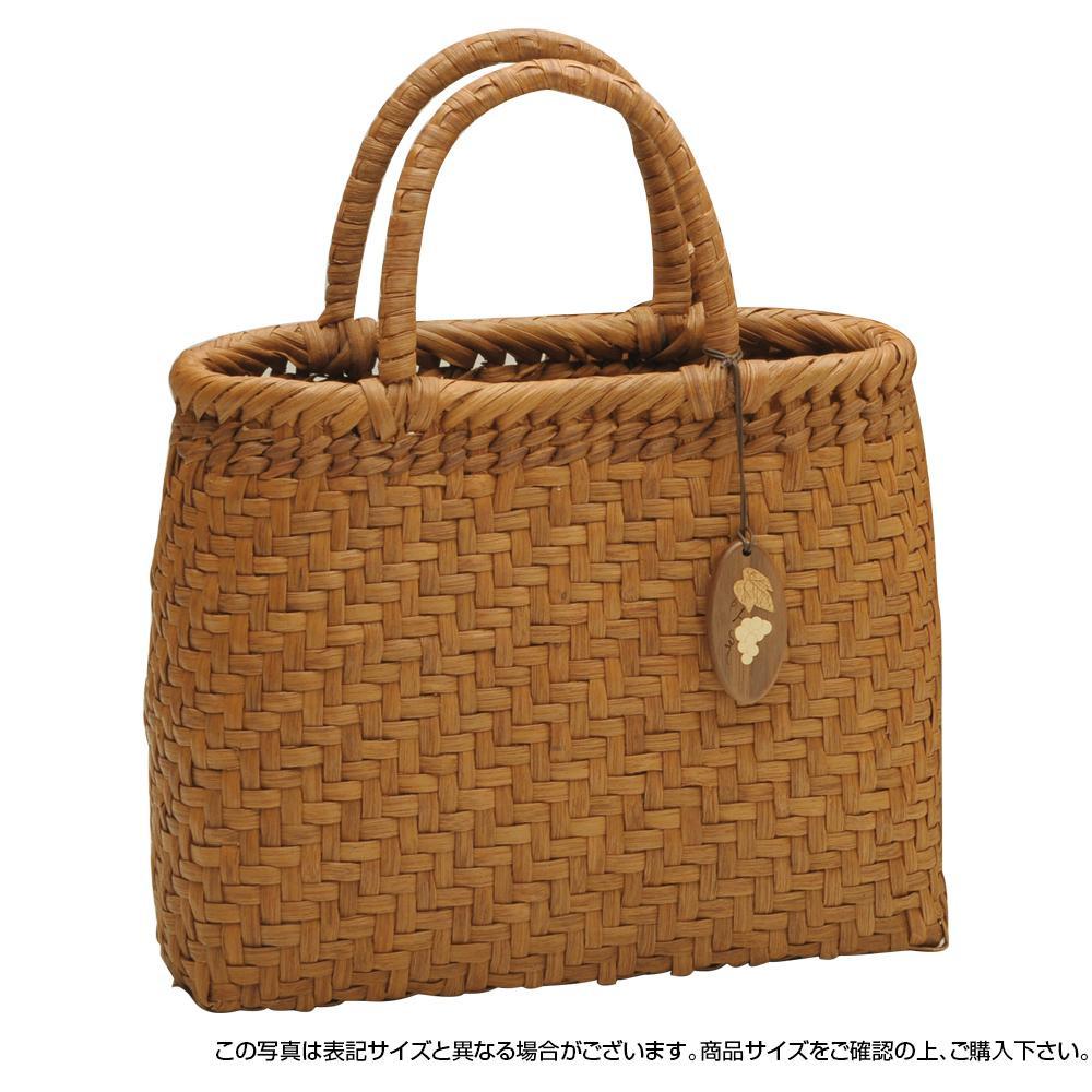 萬洋 やまぶどう手提げバッグ(大) 57-106L「他の商品と同梱不可/北海道、沖縄、離島別途送料」