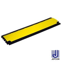 JEFCOMジェフコム ケーブルプロテクター ジョイントプロテクター(直線連結タイプ) 1020×280×32mm JTP-2817「他の商品と同梱不可/北海道、沖縄、離島別途送料」