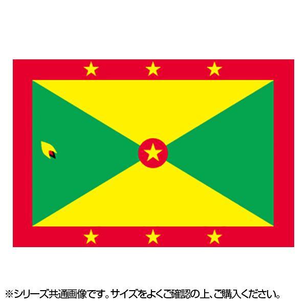 N国旗 グレナダ No.2 W1350×H900mm 23024「他の商品と同梱不可/北海道、沖縄、離島別途送料」