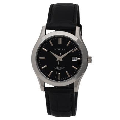 AUREOLE(オレオール) ドレス メンズ腕時計 SW-409M-6「他の商品と同梱不可/北海道、沖縄、離島別途送料」