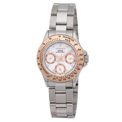 AUREOLE(オレオール) S.P.F.W レディース腕時計 SW-581L-5「他の商品と同梱不可/北海道、沖縄、離島別途送料」
