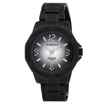 AUREOLE(オレオール) S.P.F.W メンズ腕時計 SW-571M-8「他の商品と同梱不可/北海道、沖縄、離島別途送料」