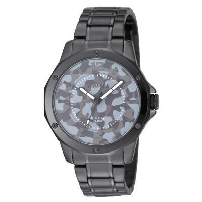 AUREOLE(オレオール) S.P.F.W メンズ腕時計 SW-571M-4「他の商品と同梱不可/北海道、沖縄、離島別途送料」