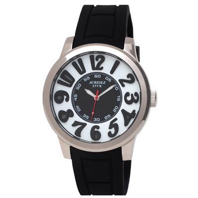 AUREOLE(オレオール) S.P.F.W メンズ腕時計 SW-584M-1「他の商品と同梱不可/北海道、沖縄、離島別途送料」