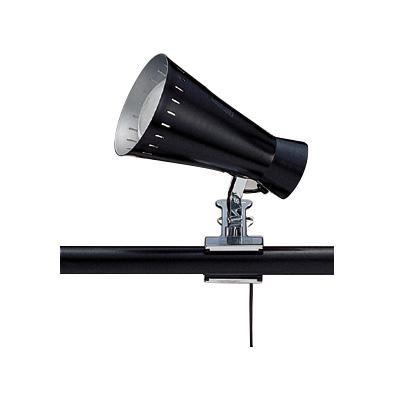 東京メタル工業 クリップライト PM-770PBZ 黒「他の商品と同梱不可/北海道、沖縄、離島別途送料」