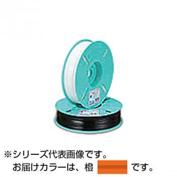 【代引不可】共和 PVC リール巻 橙 1巻 QC-600-5A 10巻「他の商品と同梱不可/北海道、沖縄、離島別途送料」