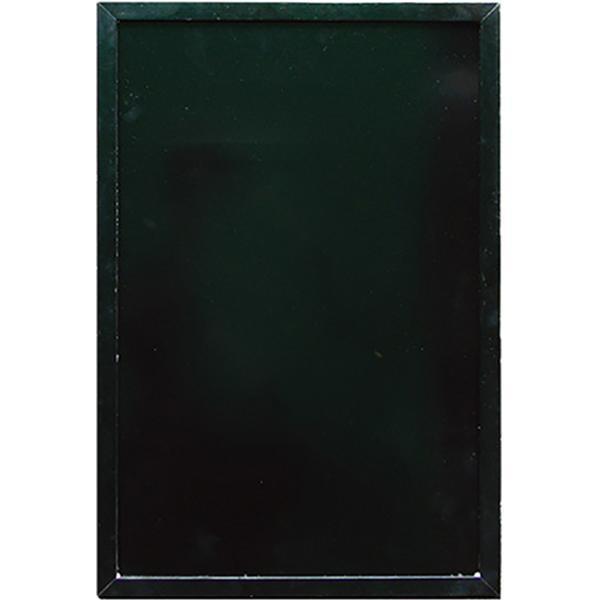 Pボード 50084 ブラックボード(ブラックフレーム) A1 片面「他の商品と同梱不可/北海道、沖縄、離島別途送料」