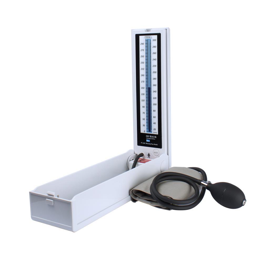 マーキュリーフリー血圧計 コットンカフ FC-500 20901-01「他の商品と同梱不可/北海道、沖縄、離島別途送料」