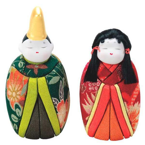 01-862 木目込み人形 京うらら 完成品「他の商品と同梱不可/北海道、沖縄、離島別途送料」