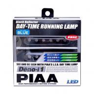 PIAA デイタイムランプ 12V・6連LEDブルー L-221B「他の商品と同梱不可/北海道、沖縄、離島別途送料」