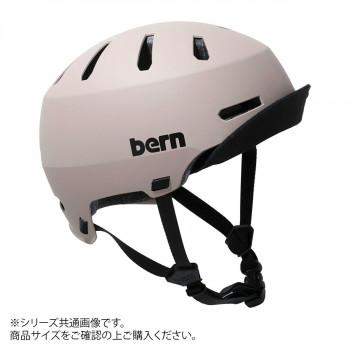 bern バーン ヘルメット MACON VISOR2.0 MT SAND XXL BE-BM28H20MSD-06「他の商品と同梱不可/北海道、沖縄、離島別途送料」
