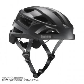 bern バーン ヘルメット FL-1 LIBRE MT BLACK L BE-BM09Z17MBK-04「他の商品と同梱不可/北海道、沖縄、離島別途送料」