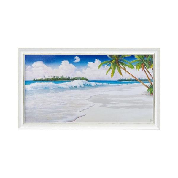 ART FRAMES アドリアーノ ガラッソー オンダ トロピカル AG-20003「他の商品と同梱不可/北海道、沖縄、離島別途送料」