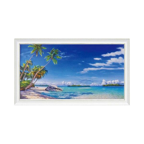 ART FRAMES アドリアーノ ガラッソー スピアッジア トロピカル AG-20004「他の商品と同梱不可/北海道、沖縄、離島別途送料」