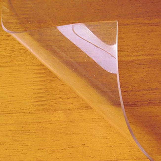 日本製 両面非転写テーブルマット(2mm厚) クリアータイプ 約900×1650長 TH2-1659「他の商品と同梱不可/北海道、沖縄、離島別途送料」