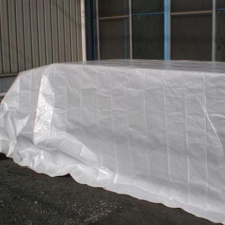 【代引不可】萩原工業 遮熱シート スノーテックス・スーパークール 約1.8×2.7m 14枚入「他の商品と同梱不可/北海道、沖縄、離島別途送料」