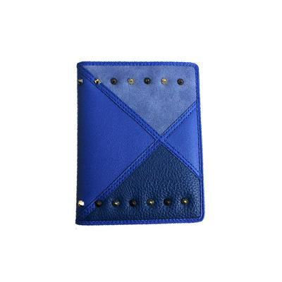 AWESOME(オーサム) パスポートケース アワーグラスシリーズ ブルー ASPC-HG04「他の商品と同梱不可/北海道、沖縄、離島別途送料」