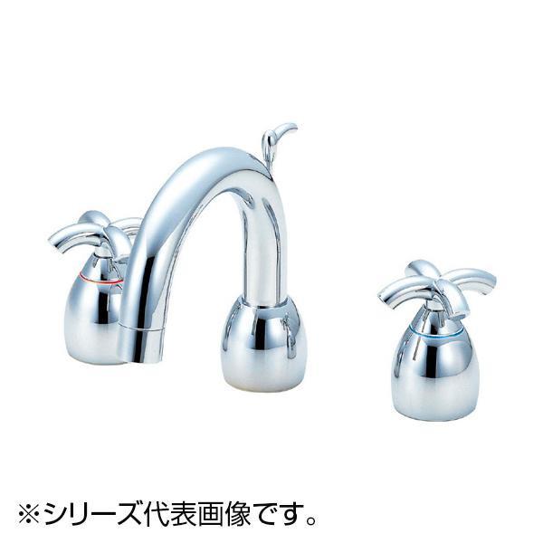 SANEI ツーバルブ洗面混合栓 K5540PK-13「他の商品と同梱不可/北海道、沖縄、離島別途送料」
