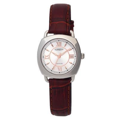 AUREOLE(オレオール) レザー レディース腕時計 SW-579L-4「他の商品と同梱不可/北海道、沖縄、離島別途送料」