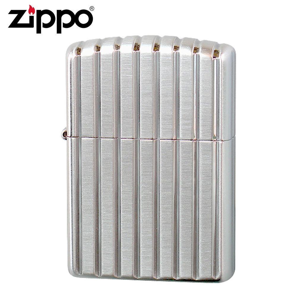 ZIPPO(ジッポー) オイルライター 162E-PS プラチナサテーナ「他の商品と同梱不可」