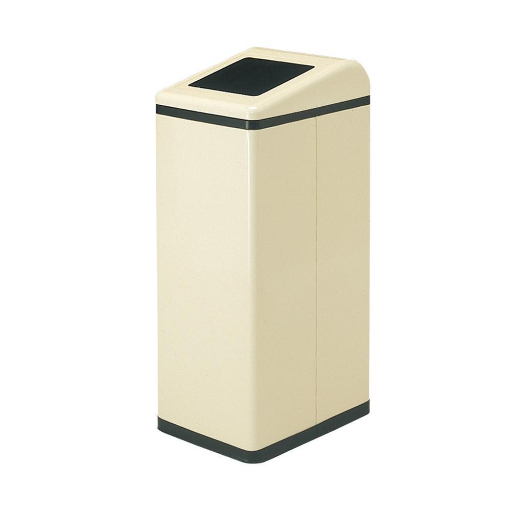 ぶんぶく リサイクルトラッシュ Bライン 一般ゴミ用 OSL-32 アイボリー「他の商品と同梱不可/北海道、沖縄、離島別途送料」