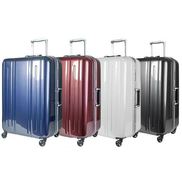 EVERWIN(エバウィン) 157センチ以内 超軽量設計 スーツケース BE LIGHT 63cm 82L 31226「他の商品と同梱不可/北海道、沖縄、離島別途送料」