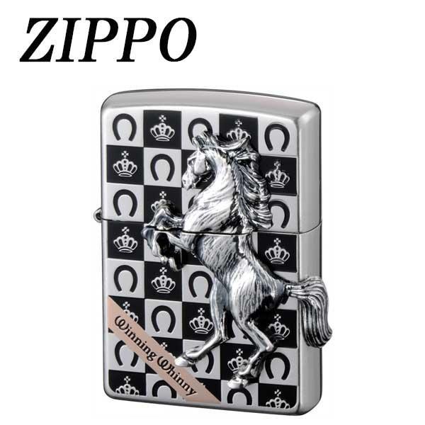 ZIPPO ウイニングウィニーグランドクラウン SV「他の商品と同梱不可/北海道、沖縄、離島別途送料」