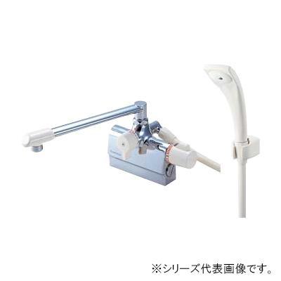 三栄 SANEI サーモデッキシャワー混合栓 SK78D-13「他の商品と同梱不可/北海道、沖縄、離島別途送料」