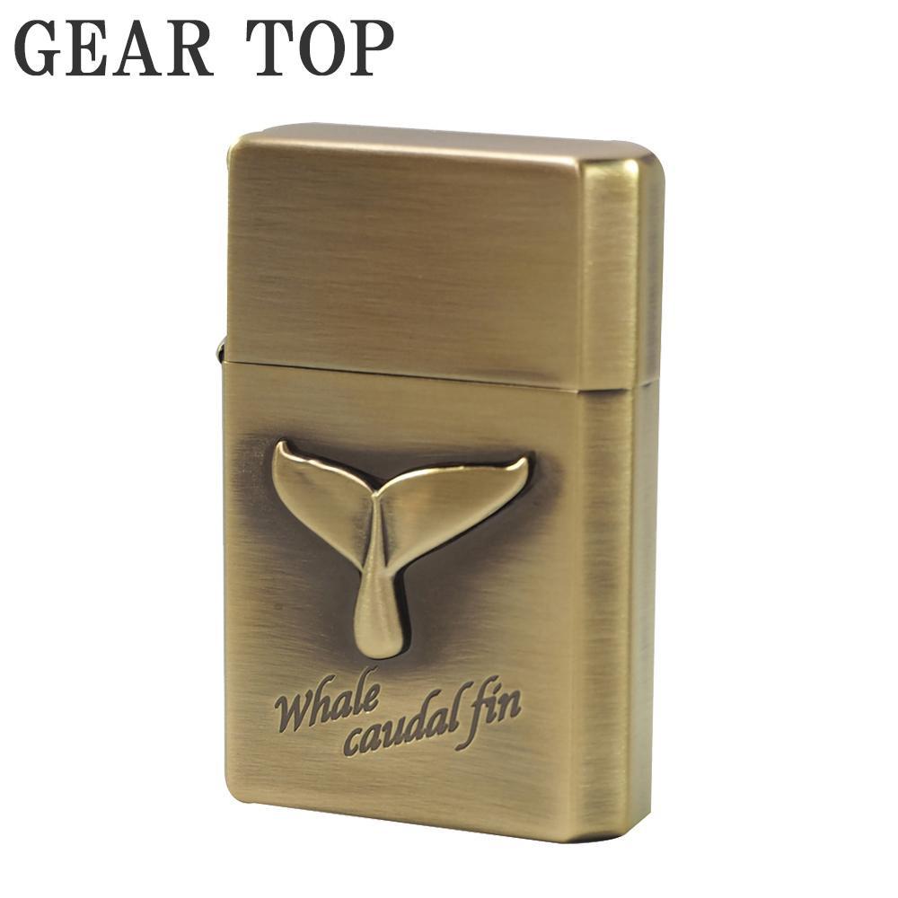GEAR TOP オイルライター GT2-006 ホエールBB「他の商品と同梱不可/北海道、沖縄、離島別途送料」