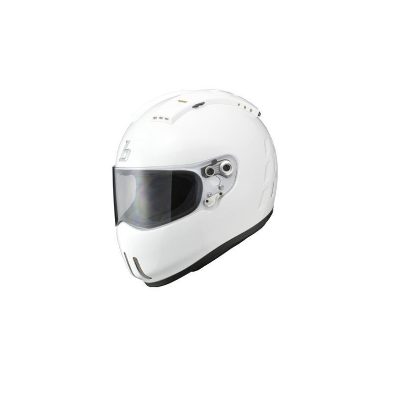 リード工業 BREEZ DRAGGER2 フルフェイスヘルメット ホワイト Mサイズ「他の商品と同梱不可/北海道、沖縄、離島別途送料」